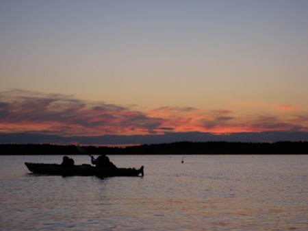 Port Clyde Kayaks Full Moon Paddle Muscongus Bay
